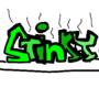 Stinky graffiti