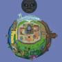 Majora's mask globe