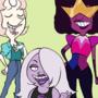 The Crystal Gems?