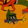 Little bug with a strong gun