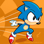 Sonic Speed by Torogoz