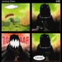 Mr Face #20- Jurassic Face