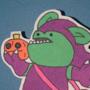 Green Gobo