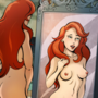 NSFW Commission: The Little Mermaid's button.