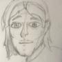 Realistic Sketch/ Self portrait: