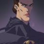 Peter Chung-ish Michael Keaton-ish Batman