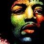Happy birthday, Jimi Hendrix by Johannek