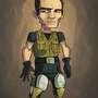 Special Ops Dude by StickDinosaur