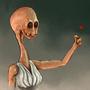 Alien Lover by tlishman