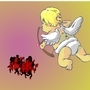 Cupid by jerryspaghetti