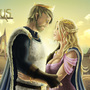 Argus and Elvina by Jazza