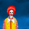 Ronald McDonald, the real deal