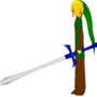 "Link From ""Zelda: O.O.S."" by DARKRYAN"