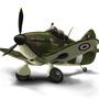 Toon Spitfire by Scifer