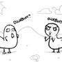 Dickbutt by Soupcat