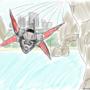 """Nice Flyin' Ace"" by SpiritoftheWolf"