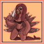 Turkey Lady