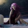 Snowy Apparition by Unibee
