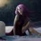 Snowy Apparition