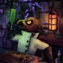 collective card game mad scientist skin