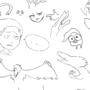 Doodles of 04/06/2021