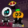 Some Spooky Month Fanart