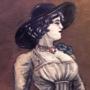 Portrait of Madame D