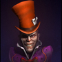 Mad Hatter by tlishman