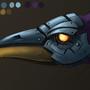 Cyber bird by Gungirl13