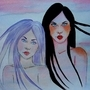 Lumi and Kylma by Ukki