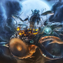 Skulls'N'Bass by Kamikaye
