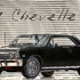 1967 Chevelle SS Digital Ink by Corpsecrank