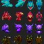 Random heads by torithefox