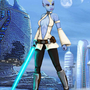 Pantoran Jedi by johngoldenwolf