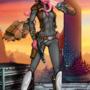 Twi lek Smuggler by johngoldenwolf