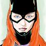 Batgirl by karbacca