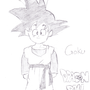 Goku by CapnChaos