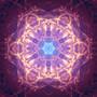 Blue Star Mandala by Nondual