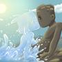 Si yo fuera el mar by gusana