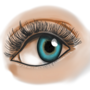 another eye,but colored