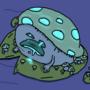 Spooky mushroom