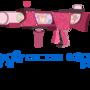 Parasprite Machine Gun