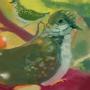 Doves Love Turtle Colors by ZaneZansorrow