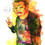 Self portrait by Jaona