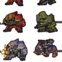 mech sprites by NCH