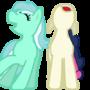 Lyra & Bon-Bon by Ziggyness