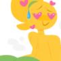 Emoji slut buttplug by sssir8