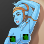 DrGraevling - Aayla colored and censored