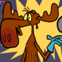 Hypothetical Rocky and Bullwinkle Reeboot Concept