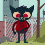 Night in the Woods - A Brush With Death